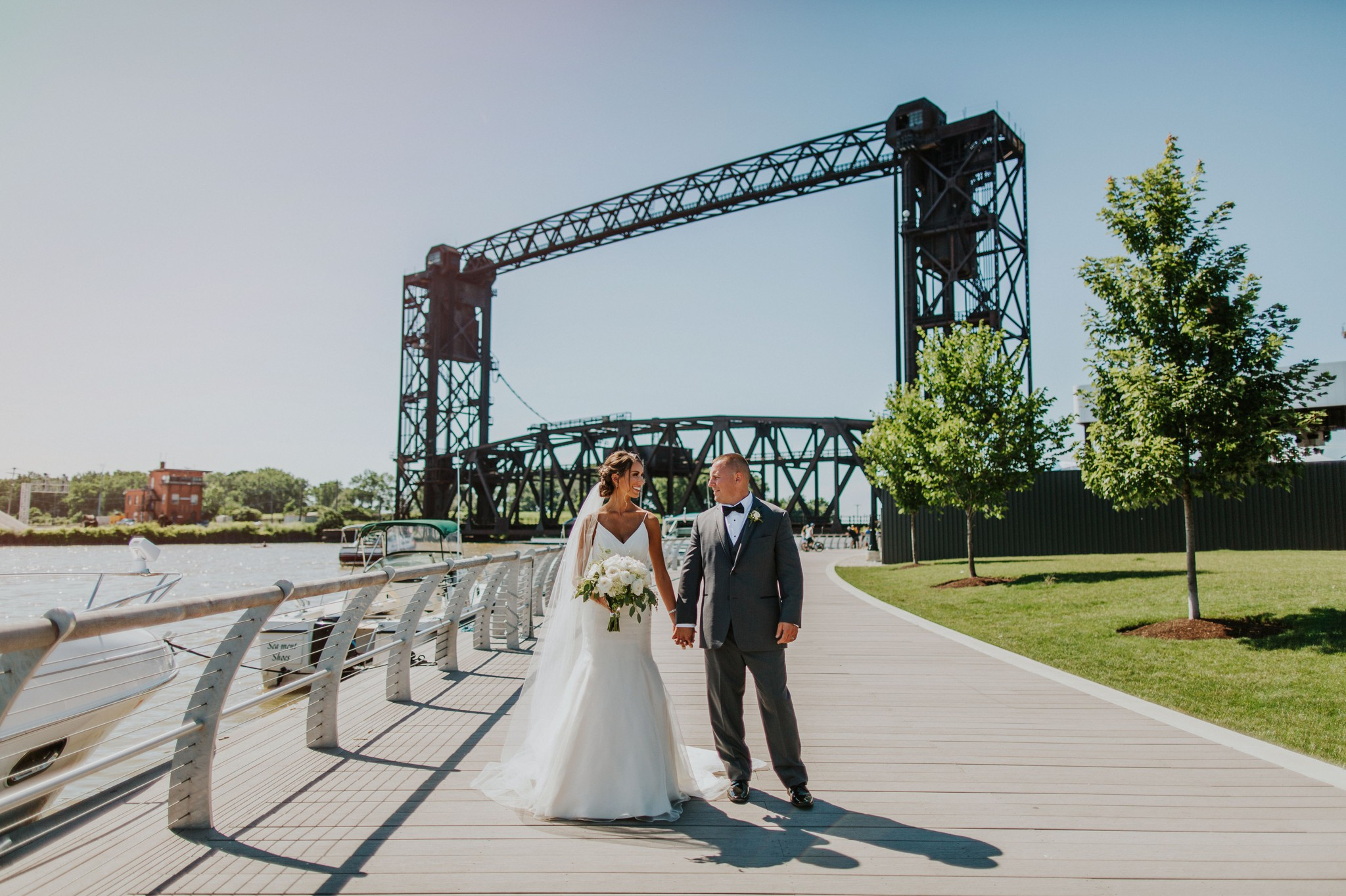 Jen + Cody | A Cleveland Wedding at Windows on the River | Cleveland ...